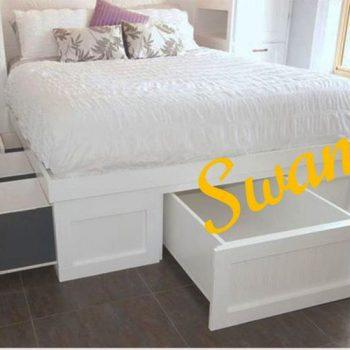 swank bedroom